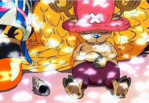 One Piece fish