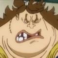 Rakuda manga portrait