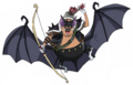 Disseny Batman anime