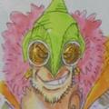 Chameleone Portrait