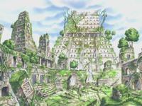 Ruïnes principals de Shandra