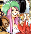 Jewelry Bonney Manga Color Pre Timeskip