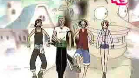 One Piece Op 4rt - Bon Voyage