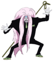 Disseny Kumadori anime
