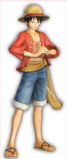 Ruffy One Piece Pirate Warriors 2