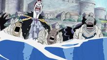 Zombis derrotats amb aigua de mar