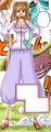 Charlotte Pudding manga color