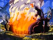 La Nola celebra la derrota de l'Eneru