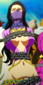 Nico Robin Third Outfit in Heart of Gold