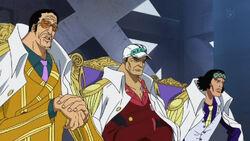 Els tres almiralls
