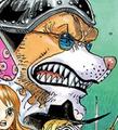 Inuarashi Colors Manga