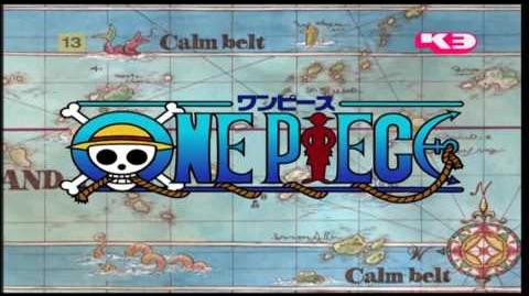 One Piece opening 3 Hikari e Catala 720P HD