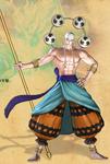 Eneru Pirate Warriors 2