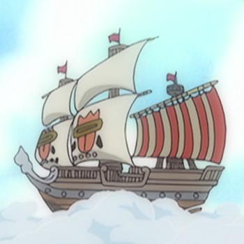Pirates Eraser