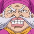 Streusen manga portrait