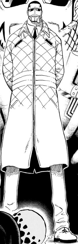 Vergo Manga Infobox