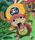 Chopper roba viatge Strong World