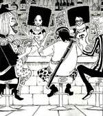 Pirates Rodants amb Mozu i Kiwi
