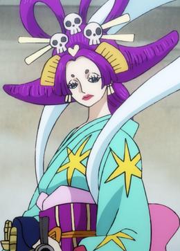 Jigoku Benten Anime Infobox