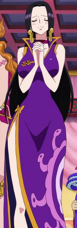 Boa Hancock timeskip anime