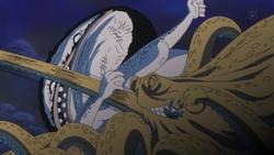 Kraken cop de puny