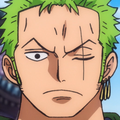 Zoro portrait post