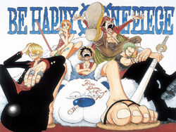 Be-happy-one-piece