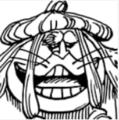 Omasa manga portrait