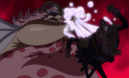 Big Mom assassina Moscatell
