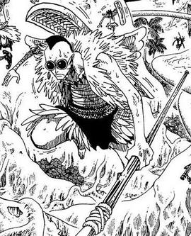 Kamakiri Manga Infobox