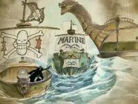 Krieg Grand Line