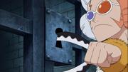 L'Inazuma obrint una porta