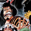 Kinemon manga color