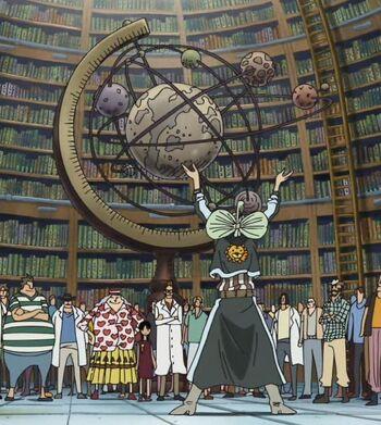 El Món de One Piece