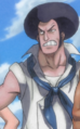 Sengoku jove a One Piece Film- Z