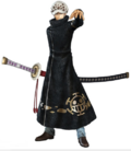 Law One Piece Pirate Warriors 2