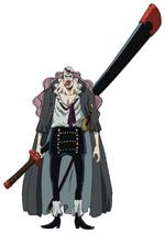 Squard Anime Concept Art