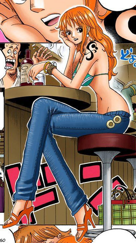 Nami Manga Post Timeskip Infobox