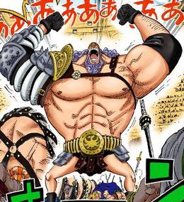 Jesus Burgess Manga Post