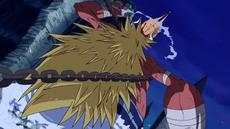 Ruffy guanya Ozu