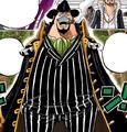 Capone Bege manga color