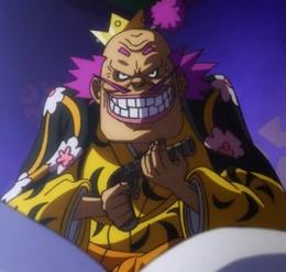 Kurozumi Orochi anime