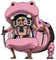 Disseny Dobon anime