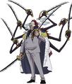 Disseny Onigumo anime