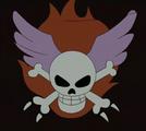 Bandera Pirates del fènix