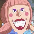 Chiffon manga portrait