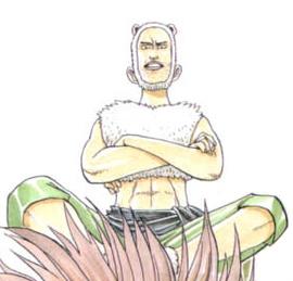 Mohji Manga Pre Timeskip Infobox