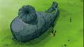 Статуя кита что указывает на сокровище