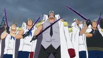 Busoshoku Haki Swords