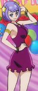 Carina in One Piece Stampede